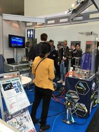 "We exhibited our Products in "" HANNOVER MESSE 2019 01-05 APRIL"". Thank you for your visit to our stand!"
